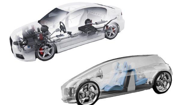 voiture thermique et electriquet